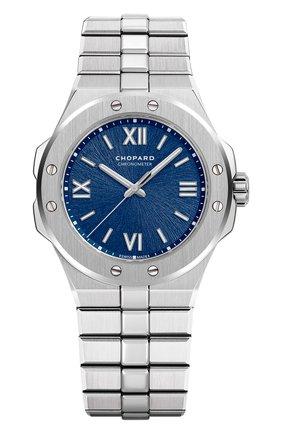 Женские часы alpine eagle CHOPARD синего цвета, арт. 298601-3001 | Фото 1