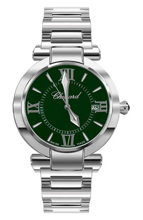Женские часы imperiale CHOPARD зеленого цвета, арт. 388532-3007 | Фото 1