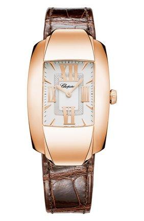 Женские часы la strada CHOPARD бесцветного цвета, арт. 419255-5001 | Фото 1