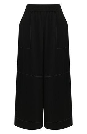 Женский кюлоты ACNE STUDIOS черного цвета, арт. AK0210/W | Фото 1