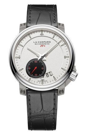 Мужские часы 8chf CHOPARD серебряного цвета, арт. 168554-3001 | Фото 1