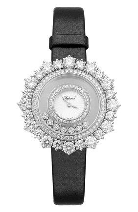 Женские часы CHOPARD перламутрового цвета, арт. 209436-1001   Фото 1