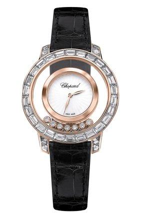Женские часы joaillerie CHOPARD перламутрового цвета, арт. 20A002-5001 | Фото 1