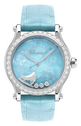 Женские часы tatiana navka CHOPARD перламутрового цвета, арт. 278598-3002 | Фото 1