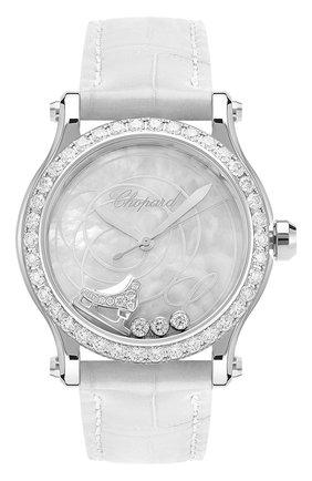 Женские часы tatiana navka CHOPARD перламутрового цвета, арт. 278598-3004 | Фото 1