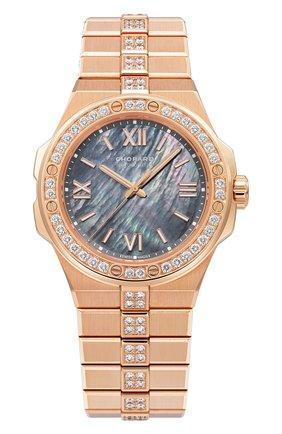 Женские часы alpine eagle CHOPARD перламутрового цвета, арт. 295370-5003 | Фото 1