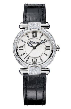 Женские часы imperiale CHOPARD перламутрового цвета, арт. 384238-1001 | Фото 1
