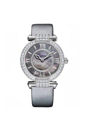 Женские часы imperiale automatic joaillerie CHOPARD перламутрового цвета, арт. 384242-1006 | Фото 1