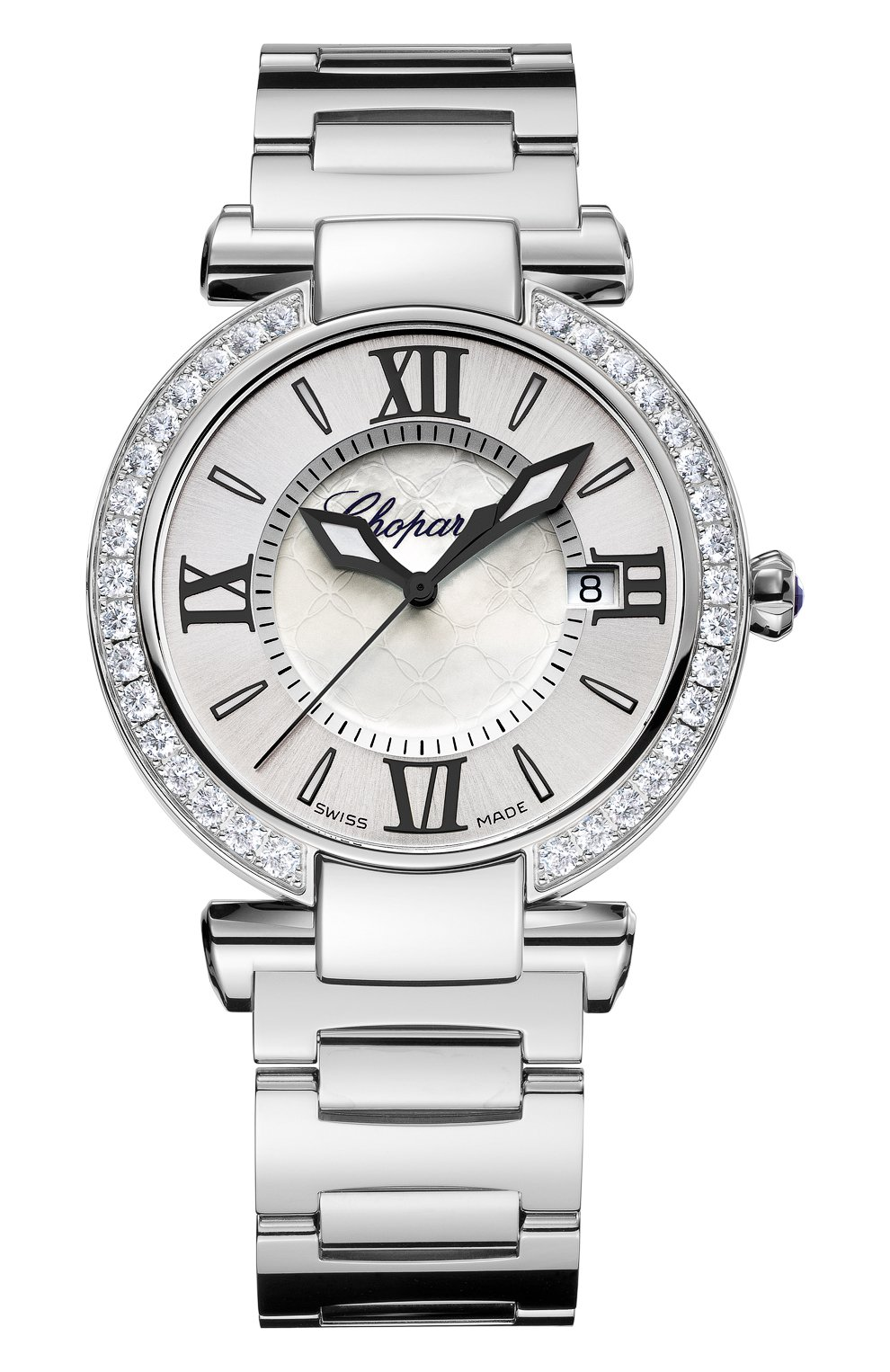 Женские часы imperiale CHOPARD серебряного цвета, арт. 388532-3004 | Фото 1