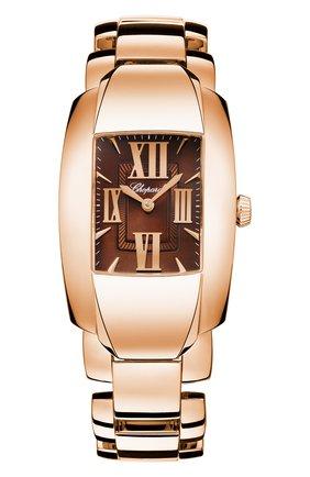 Женские часы la strada CHOPARD коричневого цвета, арт. 419254-5002 | Фото 1