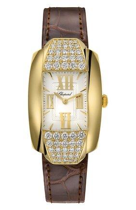 Женские часы la strada CHOPARD серебряного цвета, арт. 419399-0001 | Фото 1