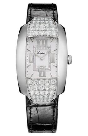 Женские часы la strada CHOPARD серебряного цвета, арт. 419399-1001 | Фото 1