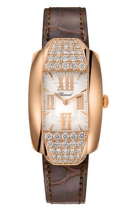 Женские часы la strada CHOPARD серебряного цвета, арт. 419399-5001 | Фото 1