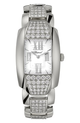 Женские часы la strada CHOPARD серебряного цвета, арт. 419401-1201 | Фото 1