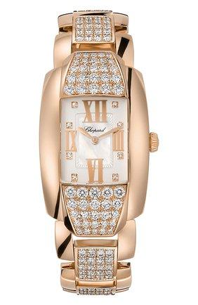 Женские часы la strada CHOPARD серебряного цвета, арт. 419401-5204 | Фото 1