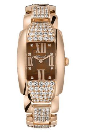 Женские часы la strada CHOPARD коричневого цвета, арт. 419401-5205 | Фото 1