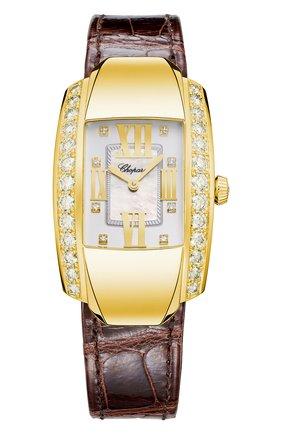 Женские часы la strada CHOPARD перламутрового цвета, арт. 419402-0004 | Фото 1