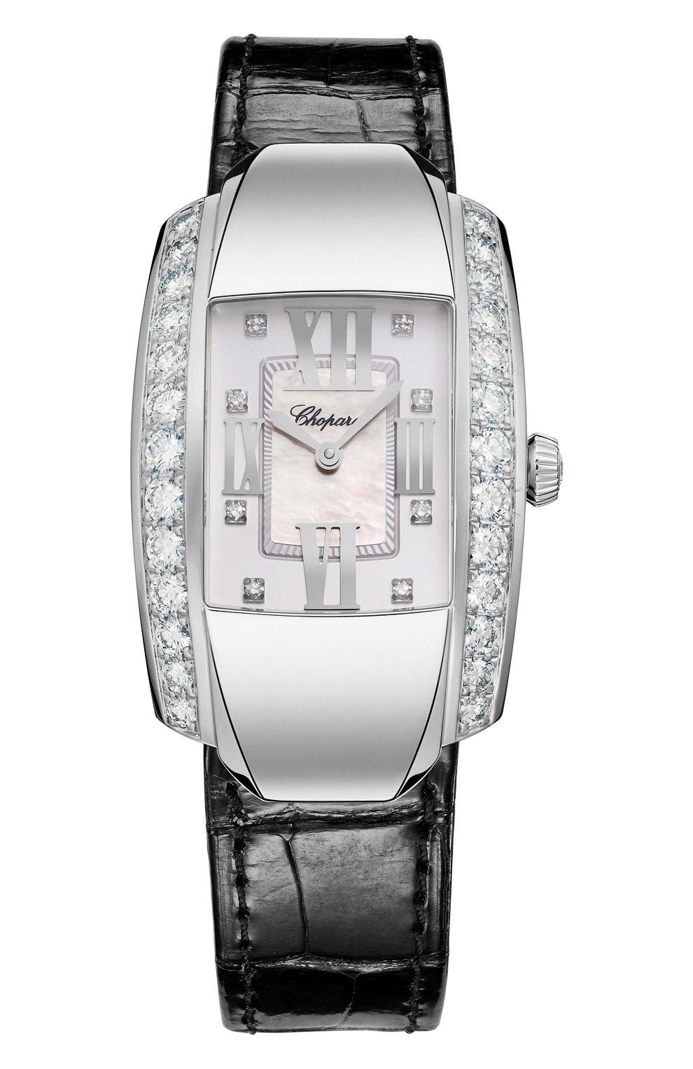 Женские часы la strada CHOPARD перламутрового цвета, арт. 419402-1004   Фото 1