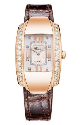 Женские часы la strada CHOPARD перламутрового цвета, арт. 419402-5004 | Фото 1