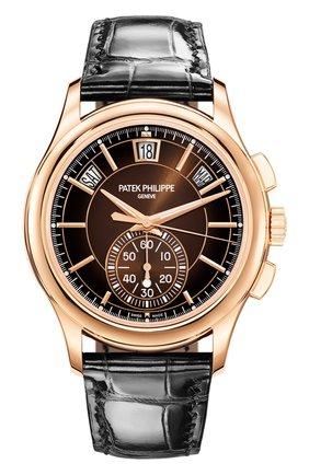 Мужские часы complications rose gold PATEK PHILIPPE коричневого цвета, арт. 5905 R-001 | Фото 1
