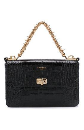 Женская сумка catena GIVENCHY черного цвета, арт. BB50C2B0LK | Фото 1