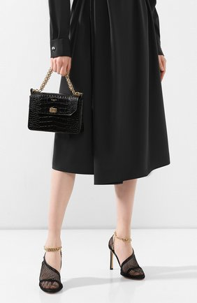 Женская сумка catena GIVENCHY черного цвета, арт. BB50C2B0LK | Фото 2