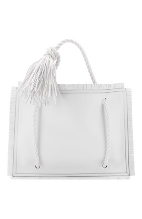 Женская сумка valentino garavani the rope VALENTINO белого цвета, арт. TW0B0G72/JMS | Фото 1