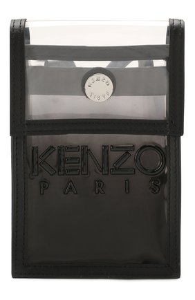 Мужского чехол для iphone KENZO черного цвета, арт. FA52PM408F02 | Фото 1