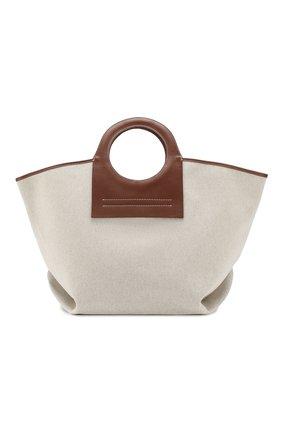 Женская сумка cala HEREU коричневого цвета, арт. CALA/WBR20CALA002 | Фото 1