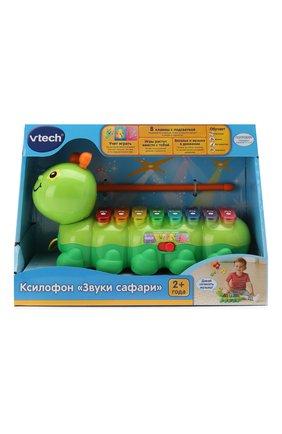 Детского игрушка ксилофон гусеница VTECH разноцветного цвета, арт. 80-174926 | Фото 1