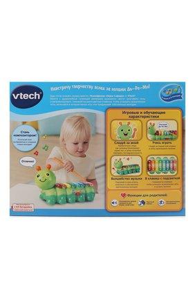 Детского игрушка ксилофон гусеница VTECH разноцветного цвета, арт. 80-174926 | Фото 2
