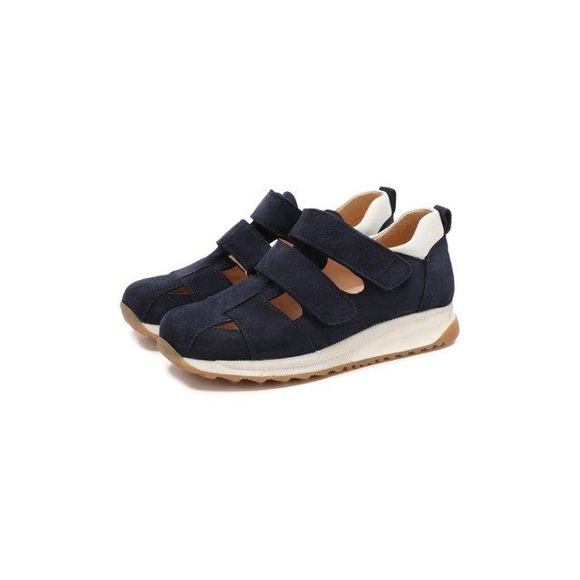 Кожаные кроссовки Angulus — Кожаные кроссовки