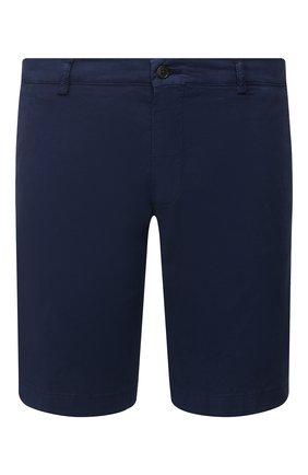 Мужские хлопковые шорты BERWICH синего цвета, арт. BER_MUDA/TS0001X | Фото 1
