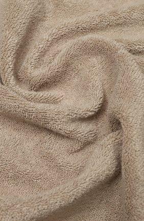 Мужские хлопковое полотенце LORO PIANA бежевого цвета, арт. FAI6077 | Фото 2