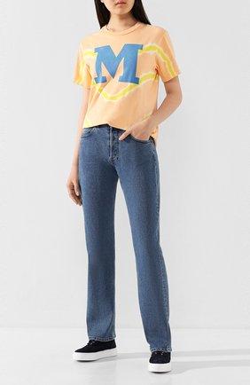 Женские джинсы M MISSONI синего цвета, арт. 2DI00142/2W002X   Фото 2