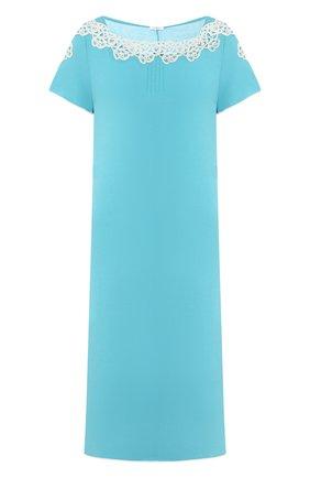 Женская сорочка IMEC бирюзового цвета, арт. 71210 | Фото 1