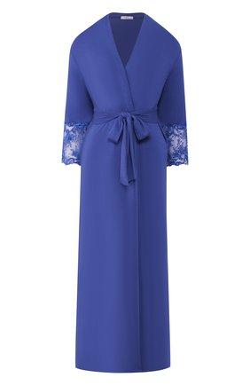 Женский халат IMEC синего цвета, арт. 71208 | Фото 1