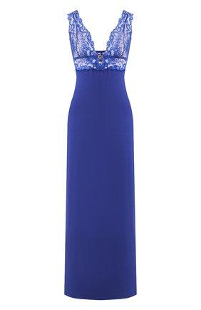 Женская сорочка IMEC синего цвета, арт. 71207 | Фото 1