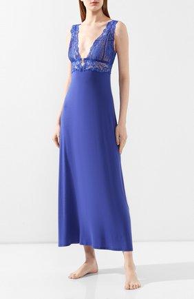 Женская сорочка IMEC синего цвета, арт. 71207 | Фото 2