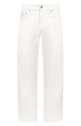 Женские джинсы NANUSHKA белого цвета, арт. AMARILL0_WHITE_RIGID DENIM   Фото 1