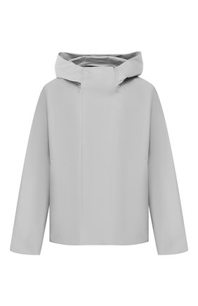 Мужская хлопковая куртка JACQUEMUS серого цвета, арт. 205BL02/16920 | Фото 1