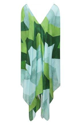 Женское туника из смеси вискозы и шелка CLUBE BOSSA разноцветного цвета, арт. R140MP120 | Фото 1