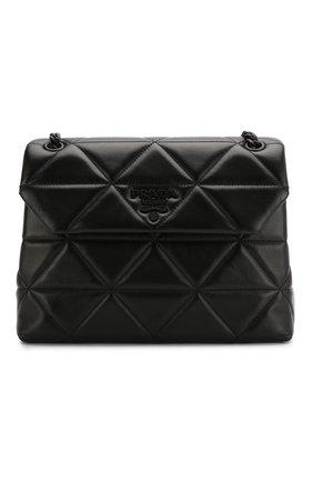 Женская сумка spectrum PRADA черного цвета, арт. 1BD231-WDF0-F0ES9-OOO | Фото 1