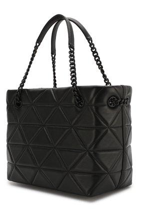 Женская сумка spectrum small PRADA черного цвета, арт. 1BG298-WDF0-F0ES9-OOO | Фото 2