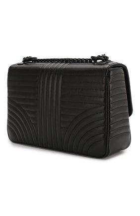 Женская сумка diagramme PRADA черного цвета, арт. 1BD135-WD91-F0ES9-COX | Фото 2