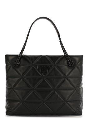 Женская сумка spectrum PRADA черного цвета, арт. 1BG304-WDF0-F0ES9-OOO | Фото 1