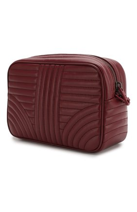Женская сумка diagramme PRADA бордового цвета, арт. 1BH083-WD91-F0KY5-IOI | Фото 2