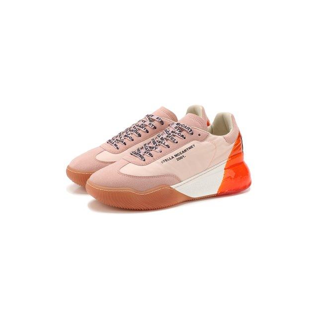 Текстильные кроссовки Stella McCartney — Текстильные кроссовки