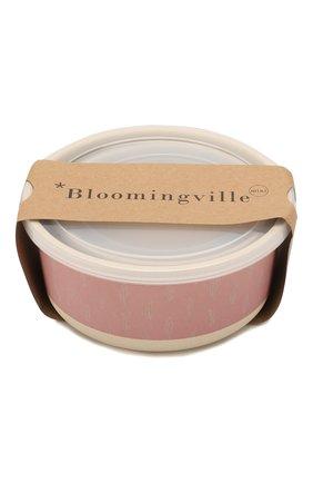Мужского набор посуды BLOOMINGVILLE розового цвета, арт. 92300909 | Фото 1