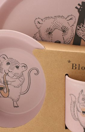 Мужского набор посуды BLOOMINGVILLE розового цвета, арт. 92300062 | Фото 3